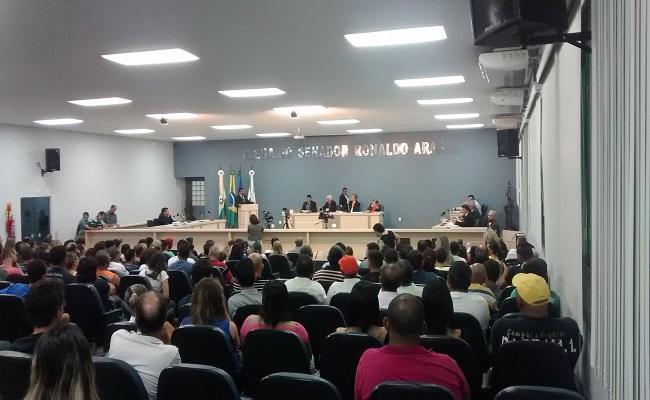 Vereadores investigados em Cacoal ainda podem perder os mandatos