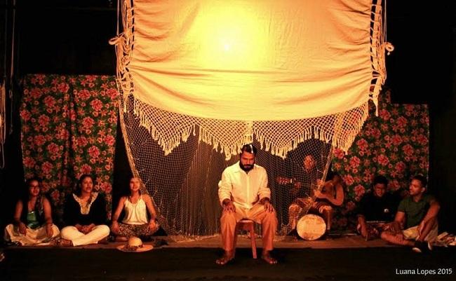 'Saga Beradera' é a atração do Palco Giratório desta sexta, em Porto Velho