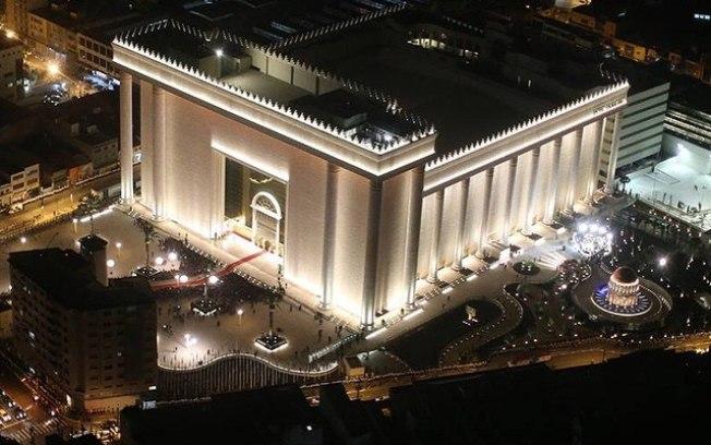 Google Maps dá endereço do Templo de Salomão em busca por 'anticristo'