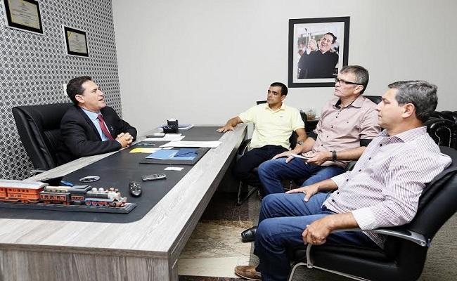 Maurão vai ajudar Vereadores de Espigão que pediram recuperação da ponte da Figueira