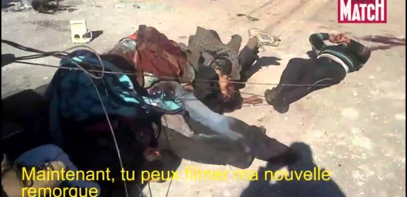 Líder dos ataques à Paris filmou barbáries na Síria; imagens fortes
