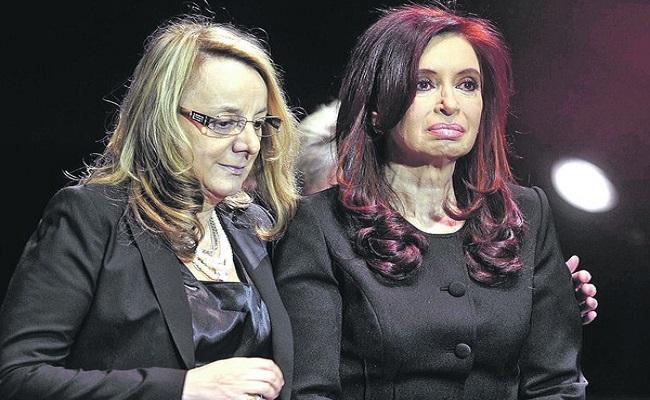 Ex-presidente da Argentina Cristina Kirchner tem seus bens congelados