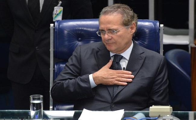Denúncia contra Renan Calheiros é liberada para julgamento no STF