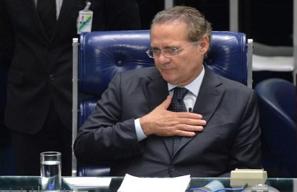 Palácio articula para isolar Renan no Senado