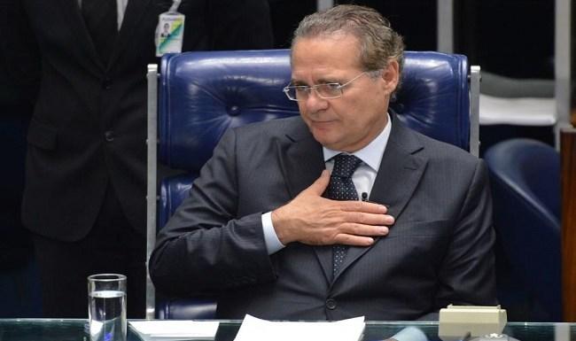 Denúncia contra Renan aguarda por um 'julgamento' no Supremo há 1.235 dias
