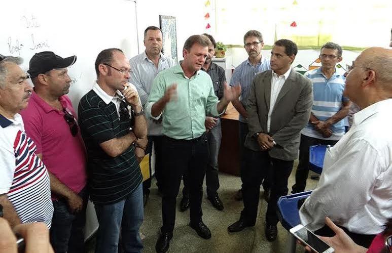 Policiais civis agradecem apoio de Luizinho e aguardam finalização de PCCS