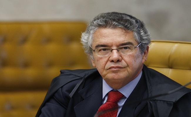 Marco Aurélio renuncia à presidência da Comissão de Regimento Interno