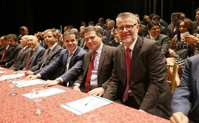 Presidente da Assembleia prestigia posse da direção da OAB Rondônia