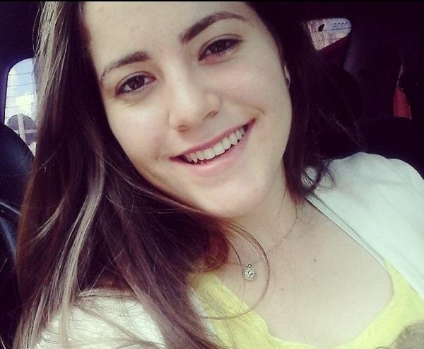 Nathalia Araújo Zucatelli tinha 19 anos e foi morta em tentativa de assalto