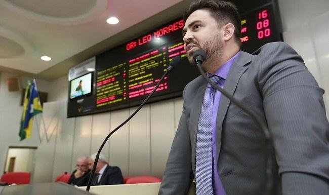 Léo Moraes destaca necessidade de Delegacia da Mulher em horário  integral