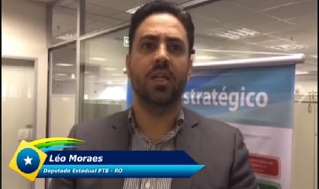 Léo Moraes tenta reverter cancelamento de voos a Porto Velho