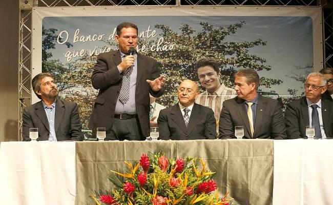 Maurão participa de solenidade onde são anunciados investimentos do Basa