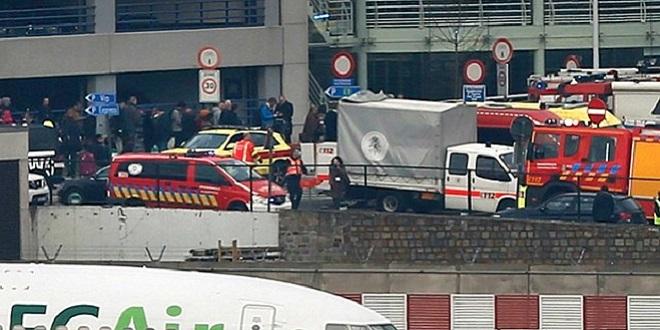 Atentado na Bélgica deixa 21 mortos e 35 feridos na manhã desta terça-feira; veja vídeo