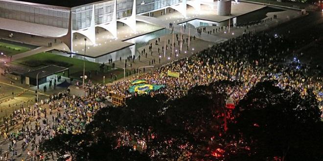 Grupos pró-impeachment convocam sociedade para manifestações em Brasília