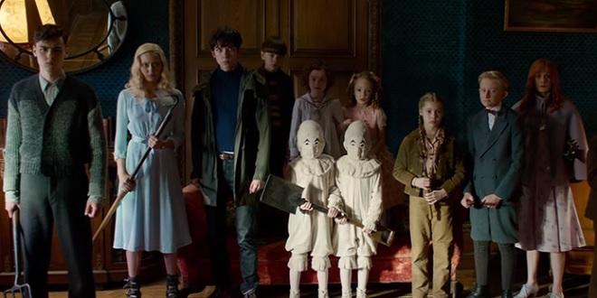 Surrealismo pop de volta com novo filme de Tim Burton