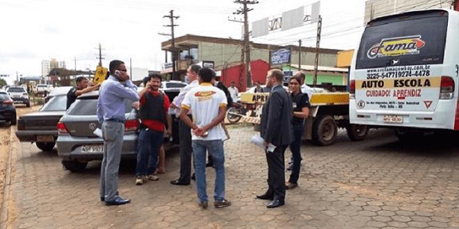 """""""Chiquinho Cowboy"""" e mais 30 são presos em operação contra roubo de carros e falsificação"""