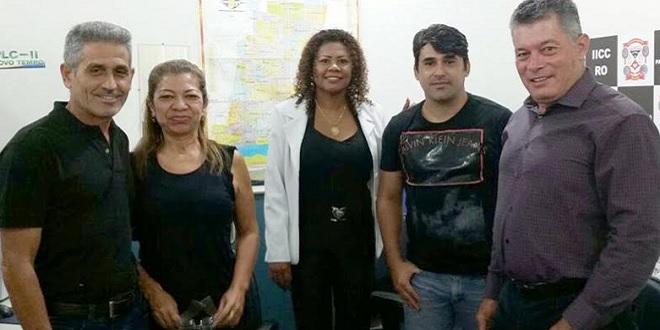 Edson Martins destina emenda a Instituto de Identificação