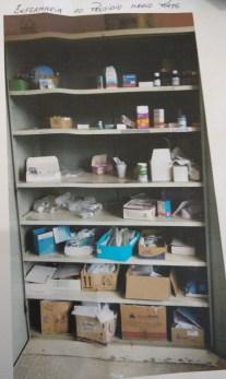 Enfermaria do Pandinha está sempre faltando medicamentos