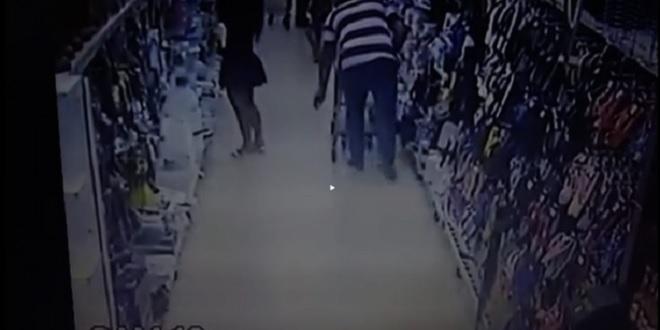 Homem é preso por fotografar por baixo da saia de mulheres