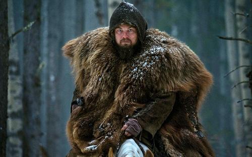 Leonardo Di Caprio protagonizou 'O Regresso'