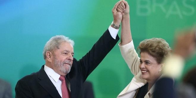 Com a suspensão de posse, Lula pode ser preso