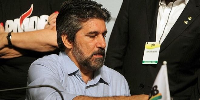 Raupp defende desembarque do PMDB do governo Dilma