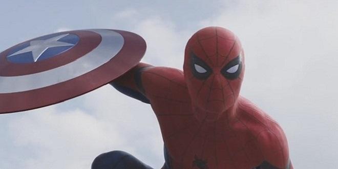 """Novo trailer de """"Capitão América"""" mostra Homem Aranha e leva internet à loucura"""