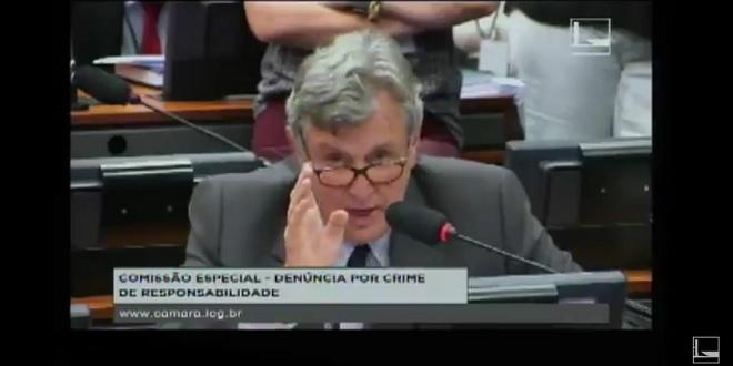 Ao vivo – Sessão plenária da comissão que analisa o impeachment de Dilma