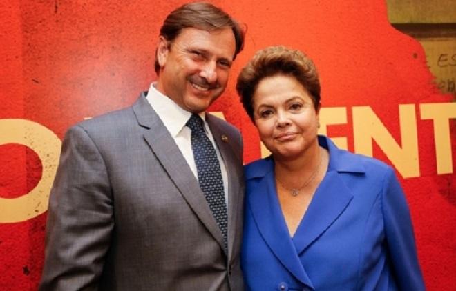 Possível apoio de senador rondoniense à Dilma revolta eleitores nas redes sociais