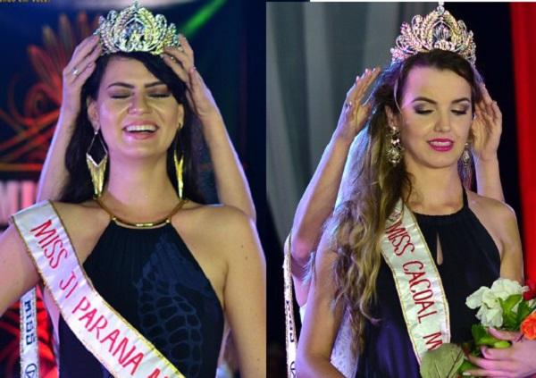 Miss Rondônia 2016 termina em barraco e acusações de fraude – VÍDEO