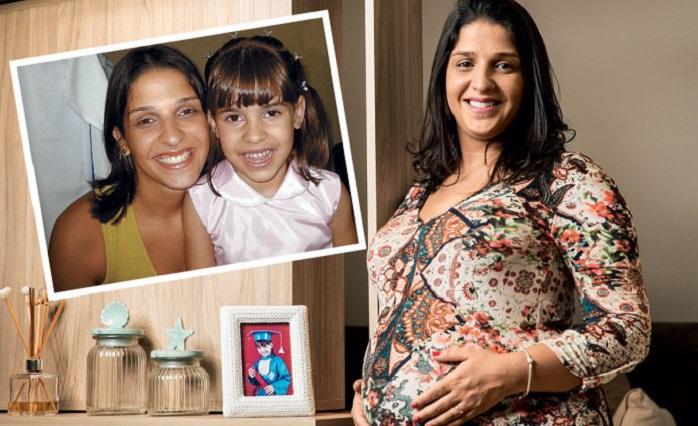 "Mãe de Isabella Nardoni vai ter outro bebê, ""lutei muito para ser feliz"""