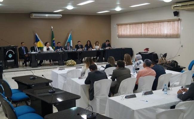 Colégio de Presidente da OAB/RO divulga Carta de Ouro Preto do Oeste