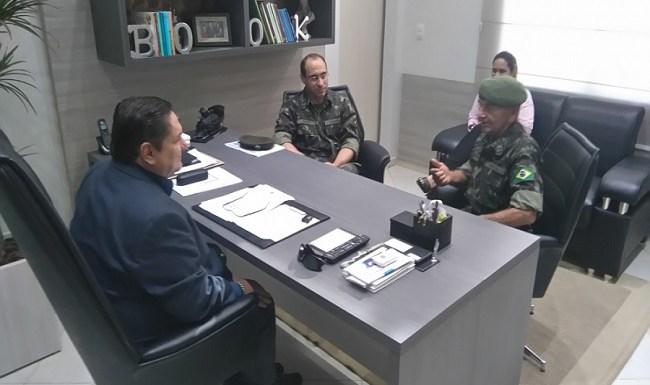 """Fecomércio-RO indica """"Cabo Áureo"""" para conduzir tocha olímpica"""