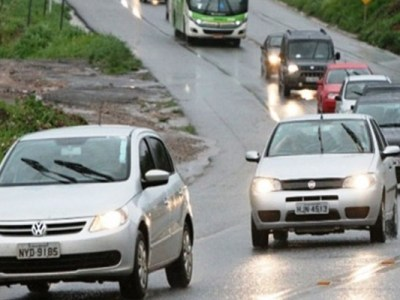 Os carros mais roubados no Brasil