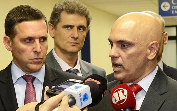 Linha dura, novo ministro da Justiça vai combater ações violentas de movimentos sociais