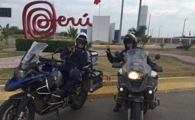 Viagem de moto do Brasil ao Alaska em 24 dias