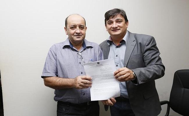 Cleiton Roque libera emendas de R$ 500 mil para saúde de Nova Brasilândia