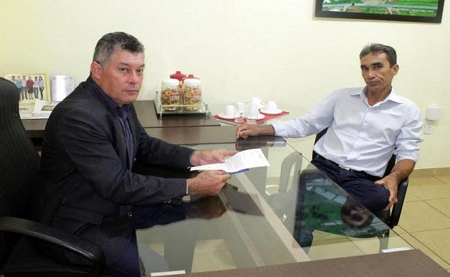 Deputado Edson Martins reafirma compromisso com a população de São Miguel do Guaporé.