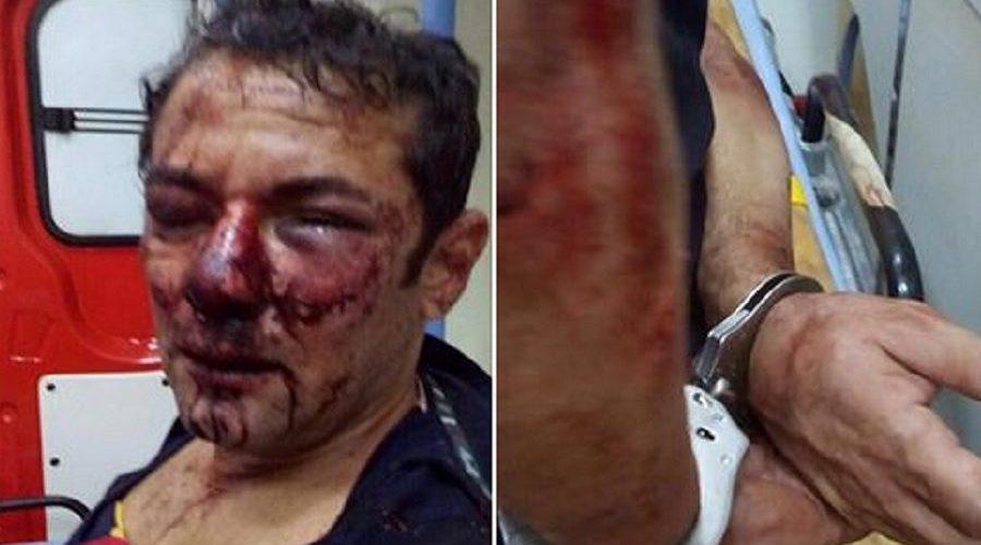 OAB-RO pede prisão de PMs por agressão  a advogado em blitz