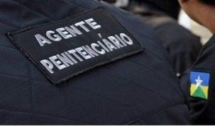 Agentes penitenciários de Rondônia
