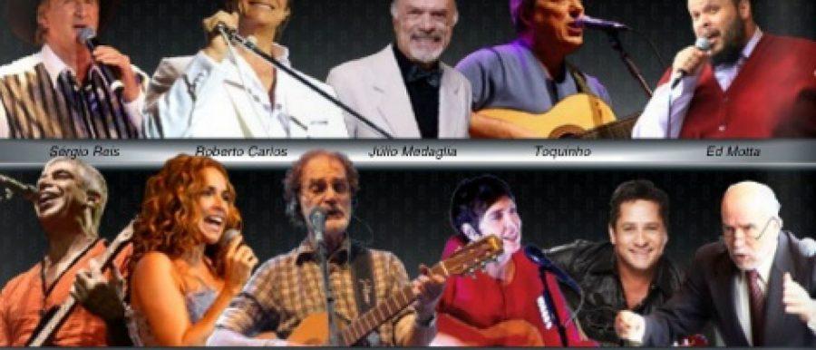 Catálogo de empresa investigada pela PF está cheia de artistas famosos
