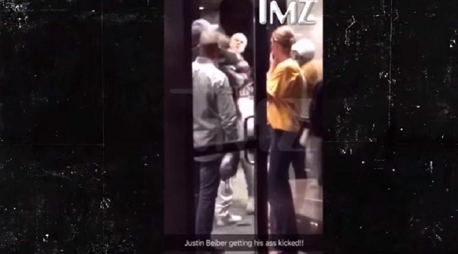 Justin Bieber leva surra em hotel nos Estados Unidos; assista o vídeo da briga
