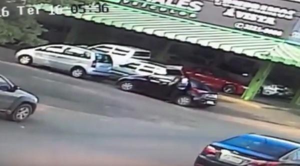 Polícia prende suspeito de usar dispositivo bloqueador para roubar carros