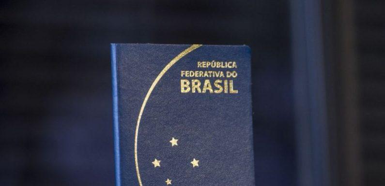 Emissão de passaportes está temporariamente suspensa