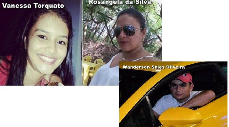 Três moradores de Pimenta Bueno morrem em acidente no MT; Uma das vítimas estava grávida