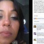 Cantora relata agressão após irmã ser assediada no Rio Vermelho, em Salvador (Foto: Reprodução/ Facebook)