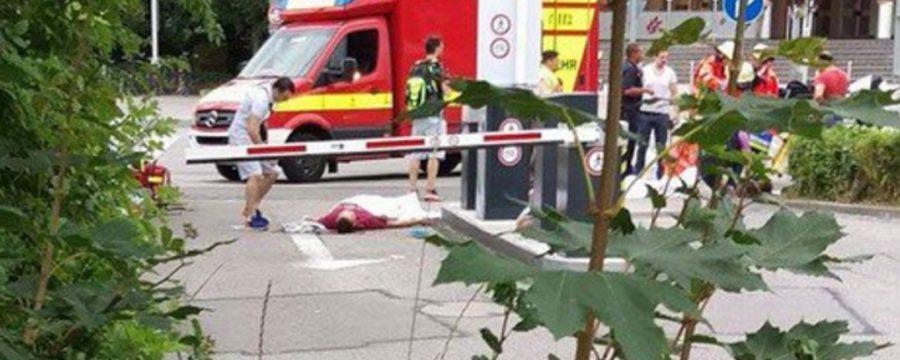 Vários mortos em um tiroteio em um shopping de Munique