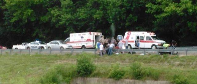 Foto mostra 'espírito deixando o corpo' da vítima