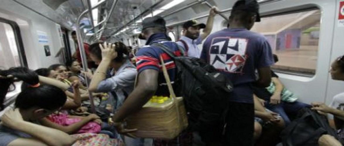 Ambulantes vão 'sumir' dos trens do Rio durante a Olimpíada