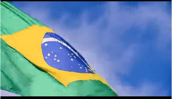 Bandeira do Brasil deve ser usada em filmes e eventos, determina Temer